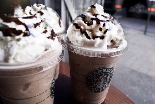 Double Chocolate ChipFrappe